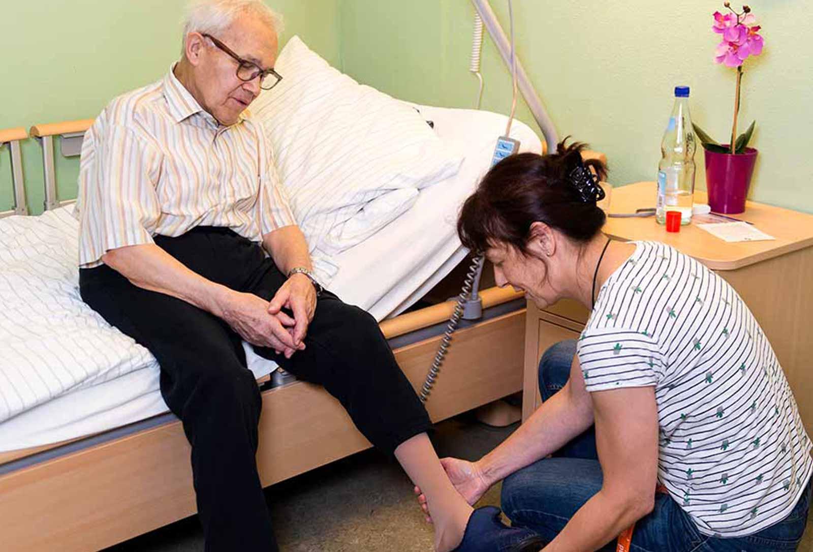 ambulanter Pflegedienst altenglan